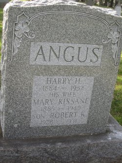 Harry H Angus