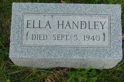 Rose Ella <I>Brown</I> Handley