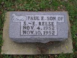 Paul E Reese