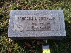 Frances L Sampson