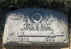 Cecil H. Moss