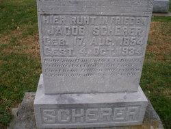 Jacob Scherer