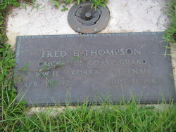 Fred E Thompson