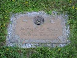 Anita <I>Baars</I> Nagel