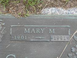 Mary M Moss