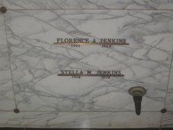 Florence Alberta <I>Richardson</I> Jenkins