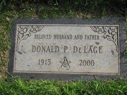 Donald P. De Lage