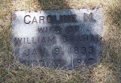 Caroline M. <I>Best</I> Graham