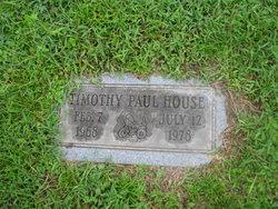 Timothy Paul House