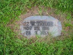 Inez W Taylor