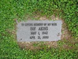Fay Akins