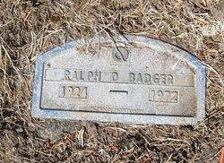 Ralph D. Badger
