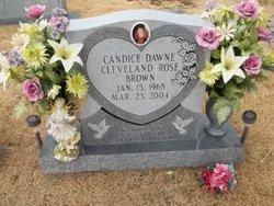 Candice Dawne Cleveland Rose Brown