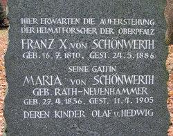 Maria <I>Rath-Neuenhammer</I> Schönwerth