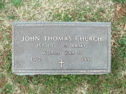 John Thomas Church