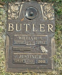 Justine R Butler