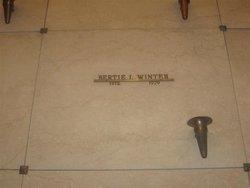 Bertie L. Winter