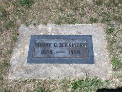 Henry Clarence Schallert