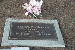 Arthur F Abraham