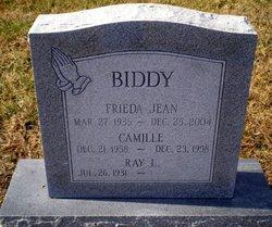 Frieda Jean <I>Conrad</I> Biddy