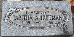 Tabitha A. <I>Easton</I> Huffman