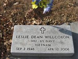 Leslie Dean Willcoxon