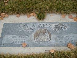 Clarisa Anna <I>Mortensen</I> Stevens