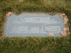 Ina Mable <I>Peasley</I> Shumway