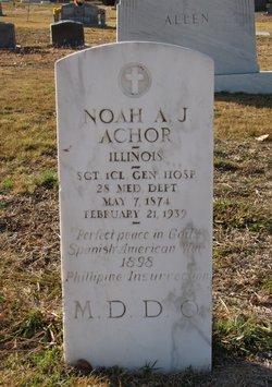 Dr Noah A. J. Achor