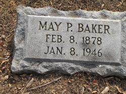 May <I>Perry</I> Baker