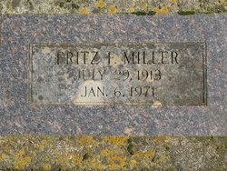 Fritz Frederick Ludwig Miller