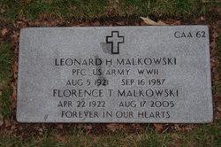 Leonard H. Malkowski