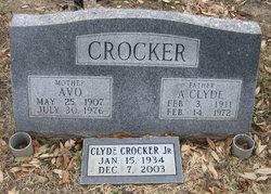 Avo <I>Flick</I> Crocker
