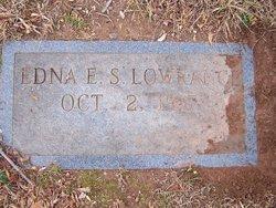 Edna Earle <I>Smart</I> Lowrance
