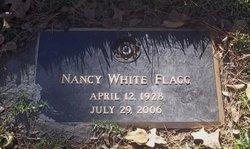 Nancy <I>White</I> Flagg