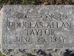 Douglas Allan Taylor