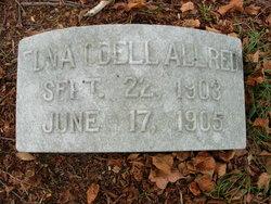 Edna Odell Allred