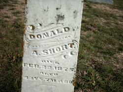 Donald Adair Short