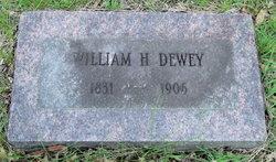 William H. Dewey