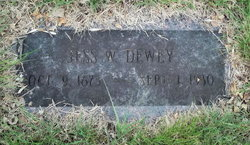 Jesse Warren Dewey