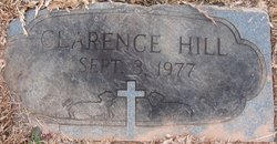 Clarence Hill