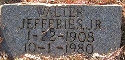 Walter Jefferies, Jr