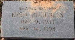 Evon Knuckles