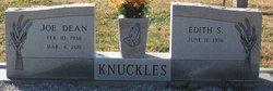 Joe Dean Knuckles