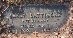 Early Lattimore