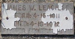 James W Leach, Sr