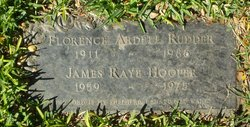 Florence Ardell Rudder
