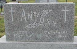 Catherine <I>Vogler</I> Antony