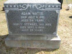 Nancy <I>Stewart</I> Watts