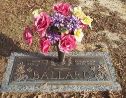 Carolyn <I>Parris</I> Ballard